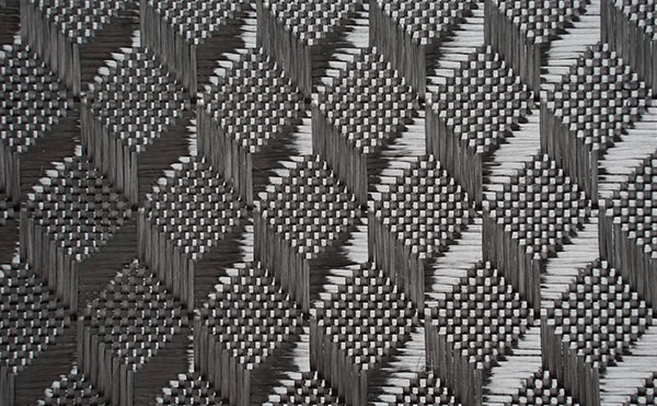 Three-dimensional Jacquard