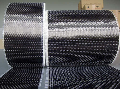 Carbon fiber unidirectional fabric