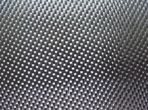 Carbon fiber satin two - way cloth