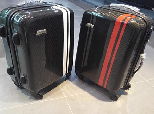 Australian Sheng carbon fiber luggage