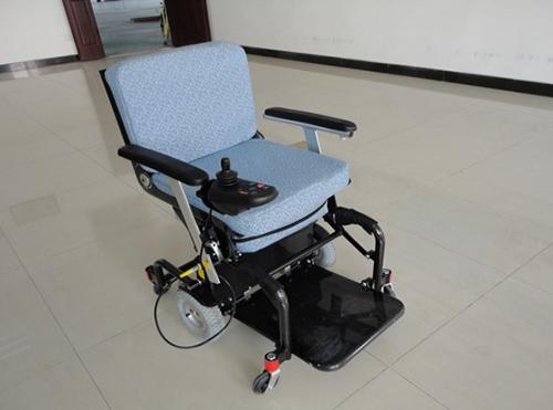 Carbon fiber wheelchair