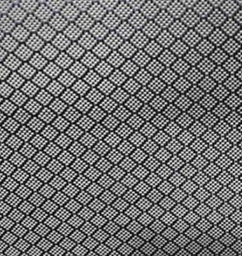 Carbon fiber jacquard