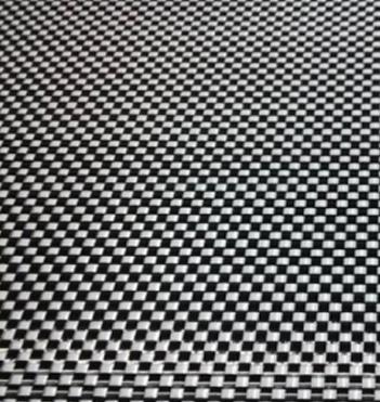 Glassy carbon