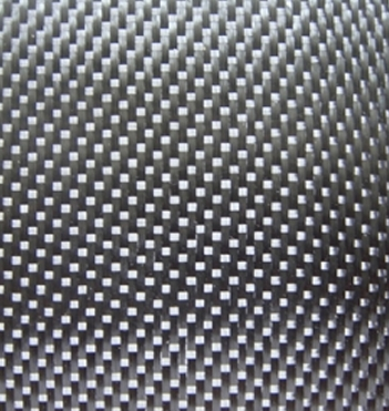 Carbon fiber satin bidirectional cloth