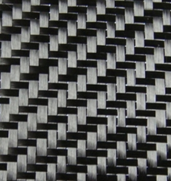 Carbon fiber twill bidirectional cloth