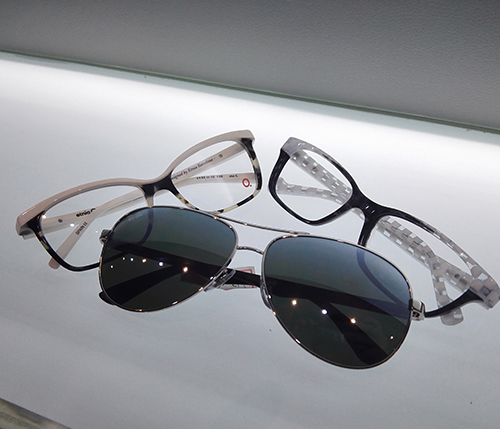 澳盛碳纤维眼镜